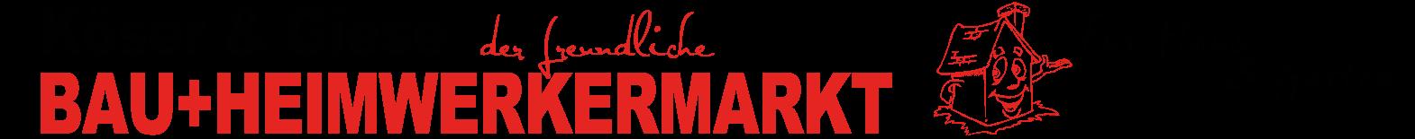 Köser & Giese Bau- und Heimwerkermarkt